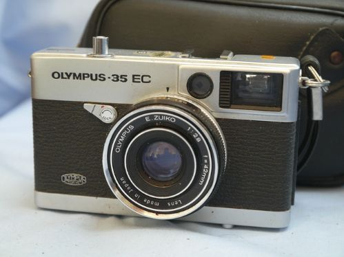 3 Retro Digital Cameras For Vintage Loving Photographers |Olympus Vintage Camera